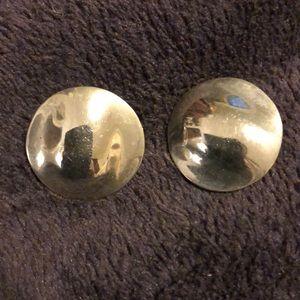 Jewelry - Sterling Silver Clip On Earrings